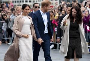 Lo que hay que saber sobre el bebé de Meghan Markle y el Príncipe Harry