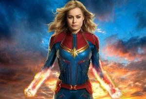 ¿Ya viste «Capitana Marvel»? ¡Escucha su soundtrack de los 90's aquí!
