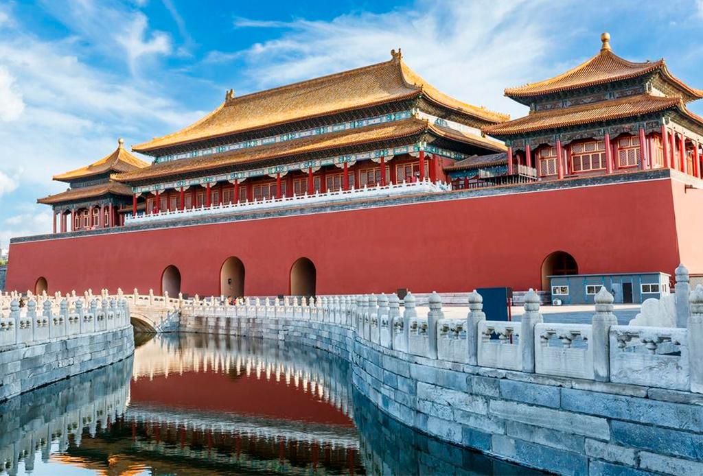Esta sección de la ciudad prohibida en Beijing abrirá al público por primera vez en la historia