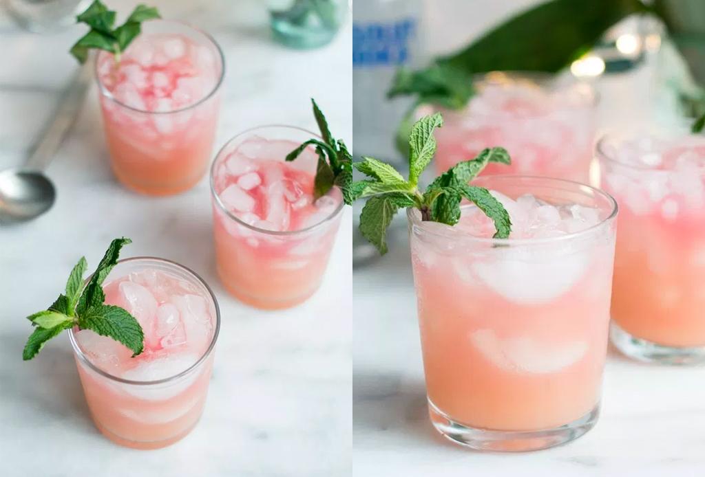 Recetas de drinks rosas para San Valentín que puedes hacer en casa - drinks-rosas-3