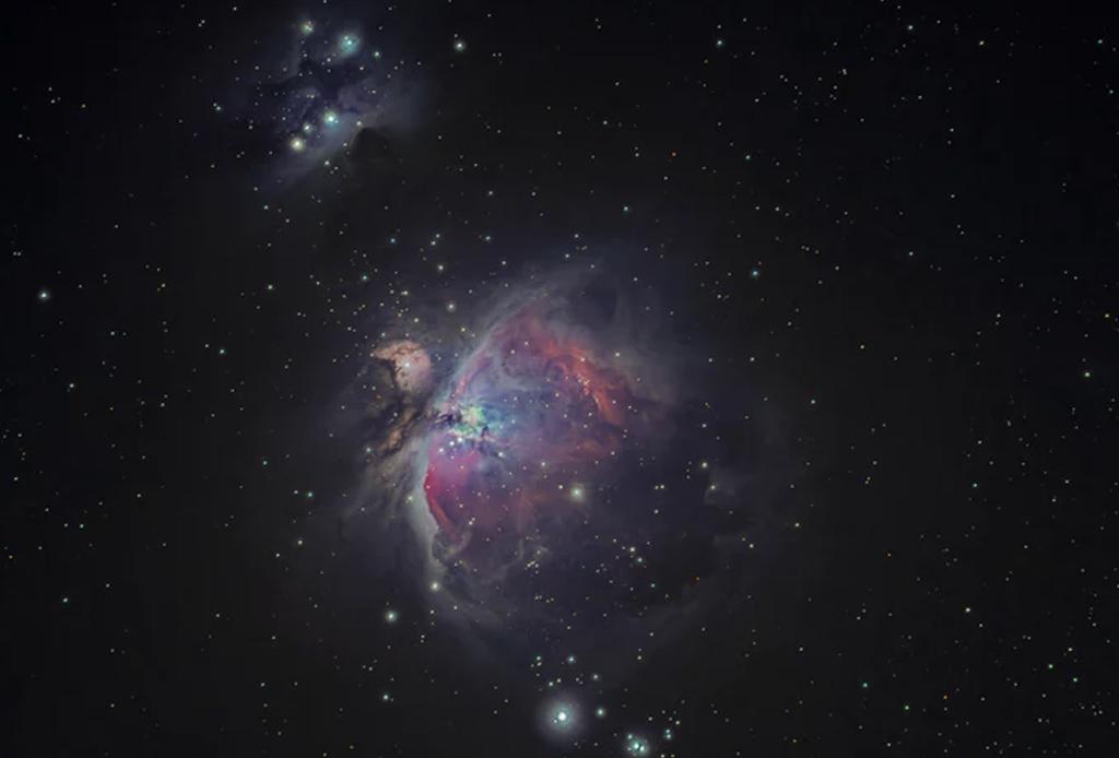Noche de Estrellas - estrellas