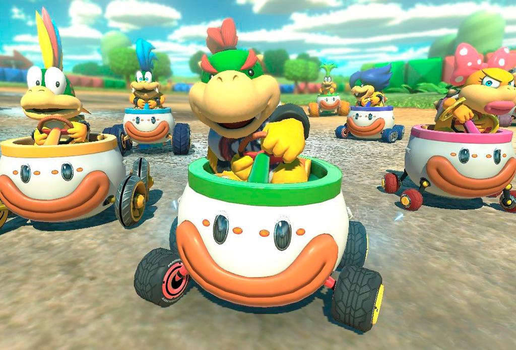 Esto es lo que esperamos para el nuevo Mario Kart Tour en smartphone - mario-kart-tour-5