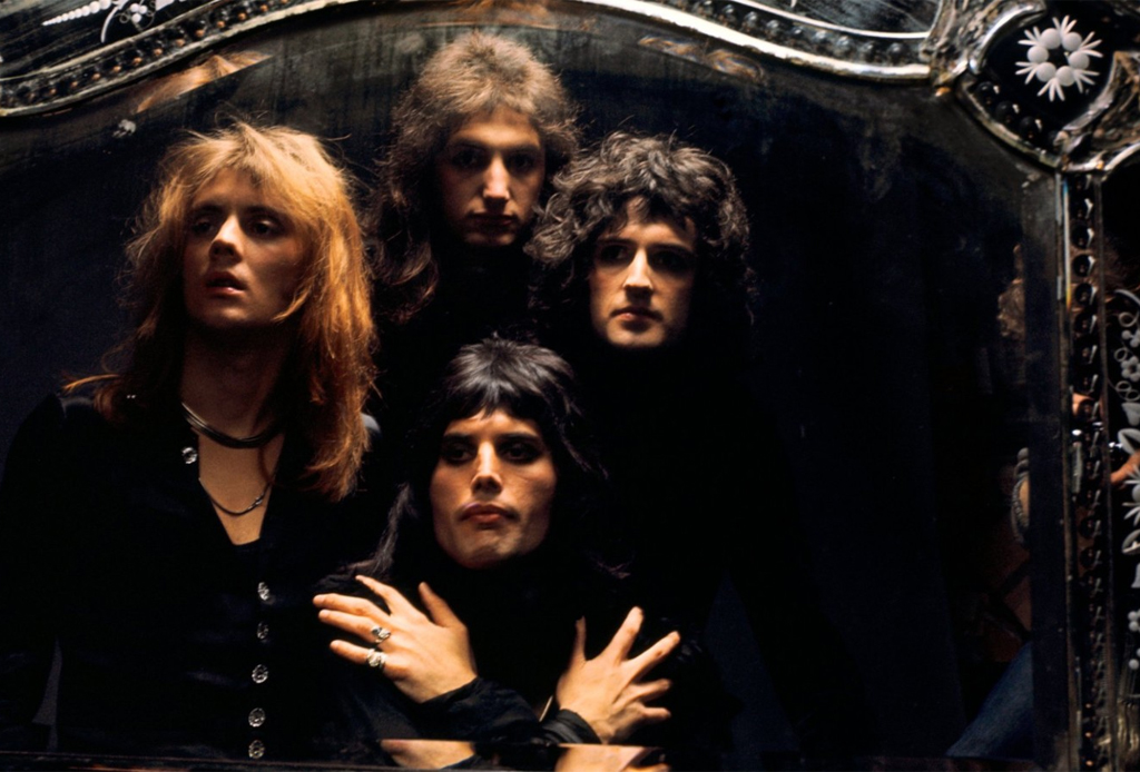 Queen: El Origen de Una Leyenda by Mick Rock - mick-rock-queen