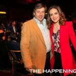 Johnnie Walker inauguró oficialmente las celebraciones de la F1 Gran Premio de México 2019 - miguel-gomez-de-parada-y-esposa