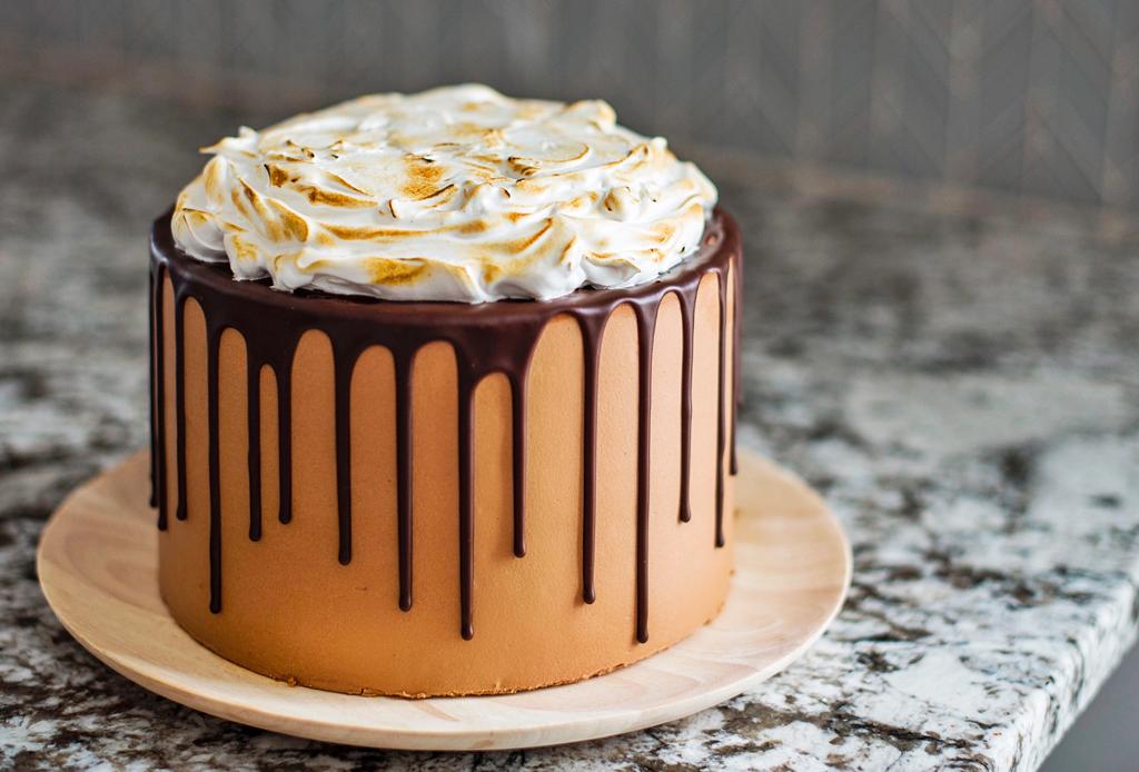 ¿Pastel de S'mores sin hornear? ¡Aquí tenemos la receta!
