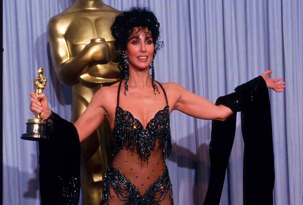 Estos son los peores vestidos de la historia en los premios Oscar - vestidos-oscares-1