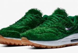 ¿Los primeros sneakers hechos de pasto? Nike se prepara para hacerlo realidad