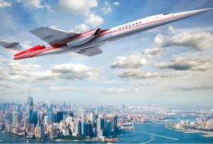 Tres aviones supersónicos que podrían conquistar el cielo