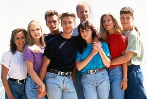 Así se ven los personajes de Beverly Hills 90210 después de más de 15 años de terminar la serie