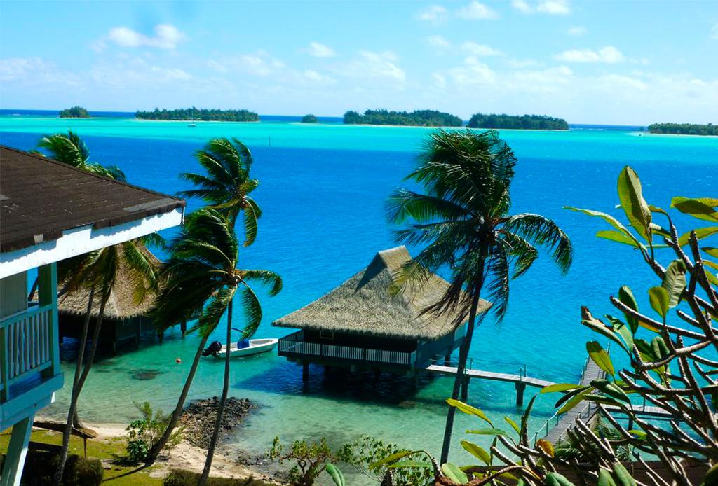 Bungalows en el mar que puedes rentar en AirBnb - bungalows-2