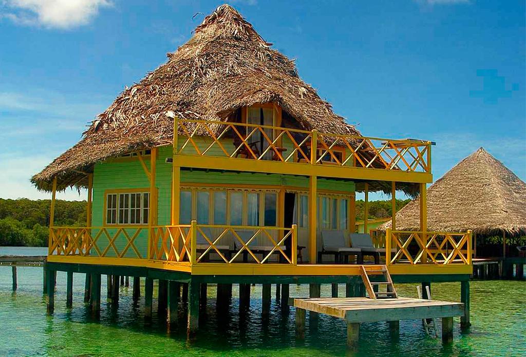 Bungalows en el mar que puedes rentar en AirBnb - bungalows-6