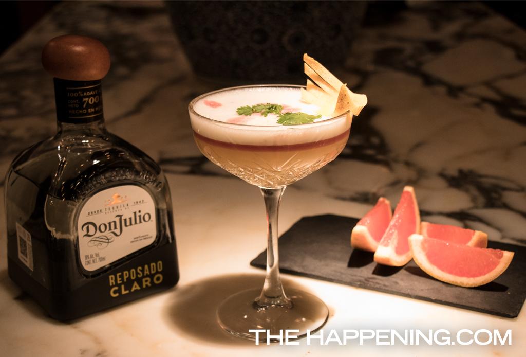 The Happening: el nuevo coctél de Mochomos para celebrar el Día del Tequila - coctel-dia-nacional-del-tequila-the-happening-don-julio