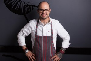 Euro Jazz 2019 - food-wine-table-pork-love-pablo-salas