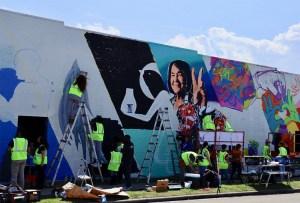 ¿Quieres conocer el primer mural con realidad aumentada? Facebook está diseñando uno