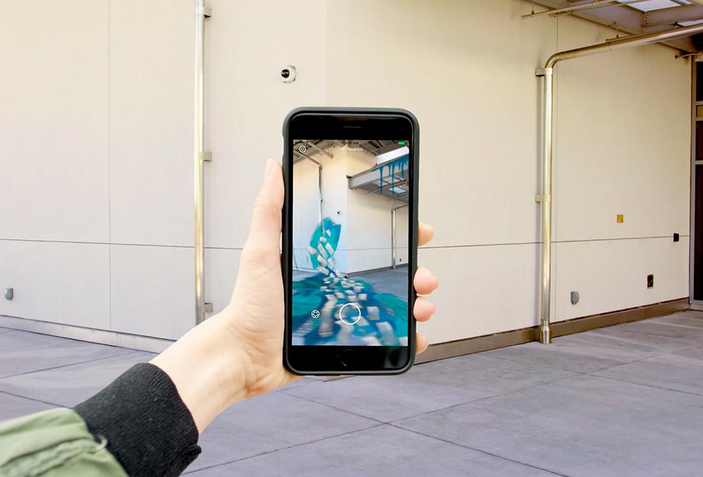 ¿Quieres conocer el primer mural con realidad aumentada? Facebook está diseñando uno - mural-realidad-aumentada-2