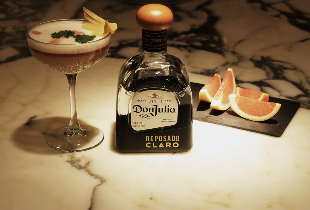Celebremos el Día Nacional Del Tequila con 3 refrescantes recetas con Don Julio Reposado Claro
