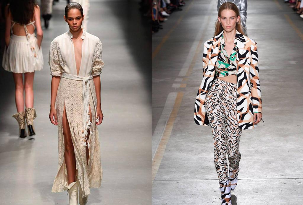 5 tendencias de moda definitivas para esta primavera y verano