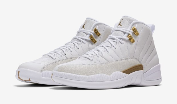 Los Air Jordan más costosos de la historia - white-ovo-air-jordan-12