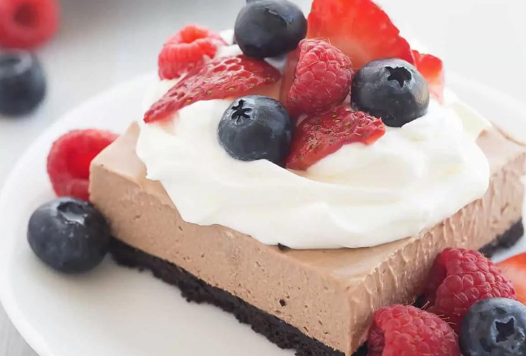 Prepara este cheesecake de Nutella ¡sin hornear!