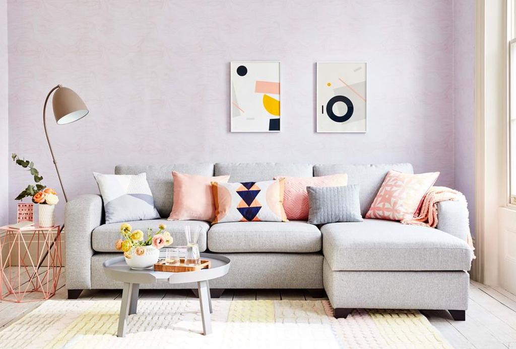 Tendencias en colores de verano para usar en casa