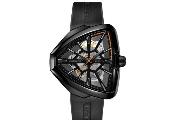 Conoce Ventura, el reloj más icónico del cine - hamilton-ventura-men-in-black