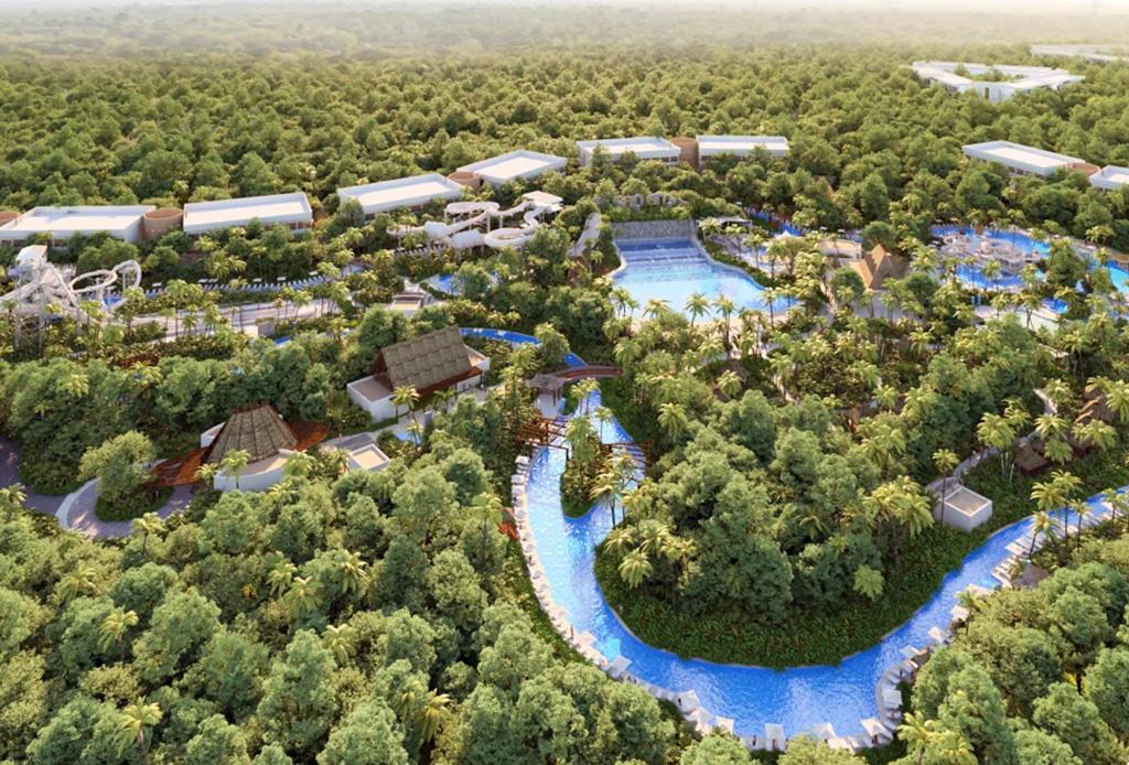 La Riviera Maya tendrá un nuevo parque acuático que ¡tienes que conocer! - jungala-parque-acuatico-1024x694