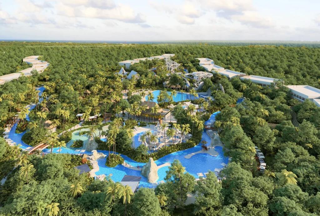 La Riviera Maya tendrá un nuevo parque acuático que ¡tienes que conocer!