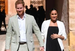 ¡Ya nació el Royal Baby! Meghan Markle y el príncipe Harry recibieron a su primer hijo