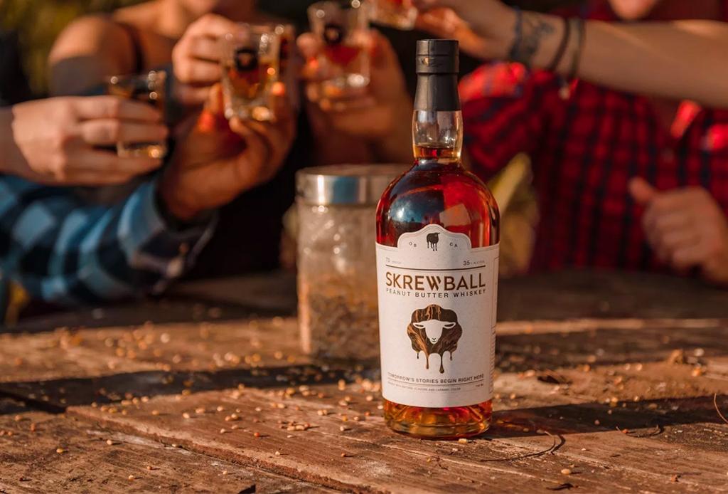 El whisky de mantequilla de maní existe y tienes que probarlo