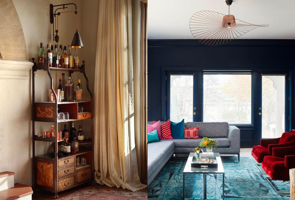 5 consejos para integrar piezas antiguas en la decoración de tus espacios - antiguedades-2-1024x694