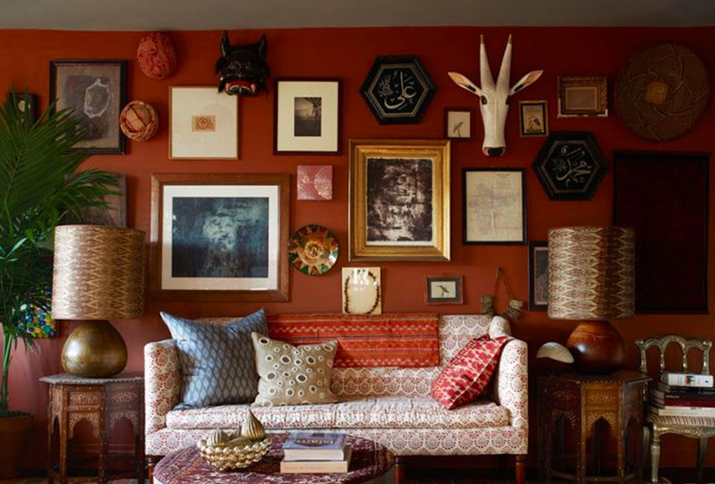 5 consejos para integrar piezas antiguas en la decoración de tus espacios - antiguedades-3-1024x694