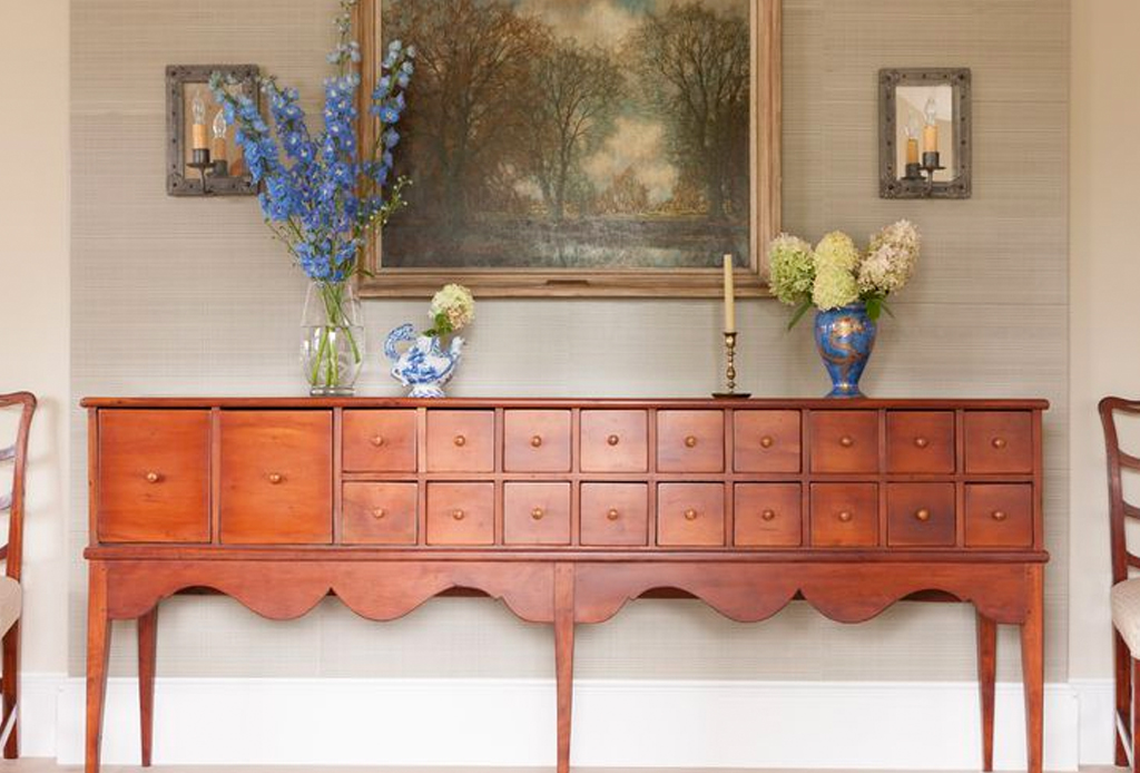 5 consejos para integrar piezas antiguas en la decoración de tus espacios - antiguedades-4-1024x694