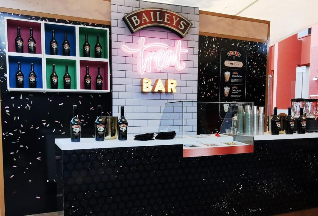 Baileys Treat Bar: el pop-up bar que por fin llega a México