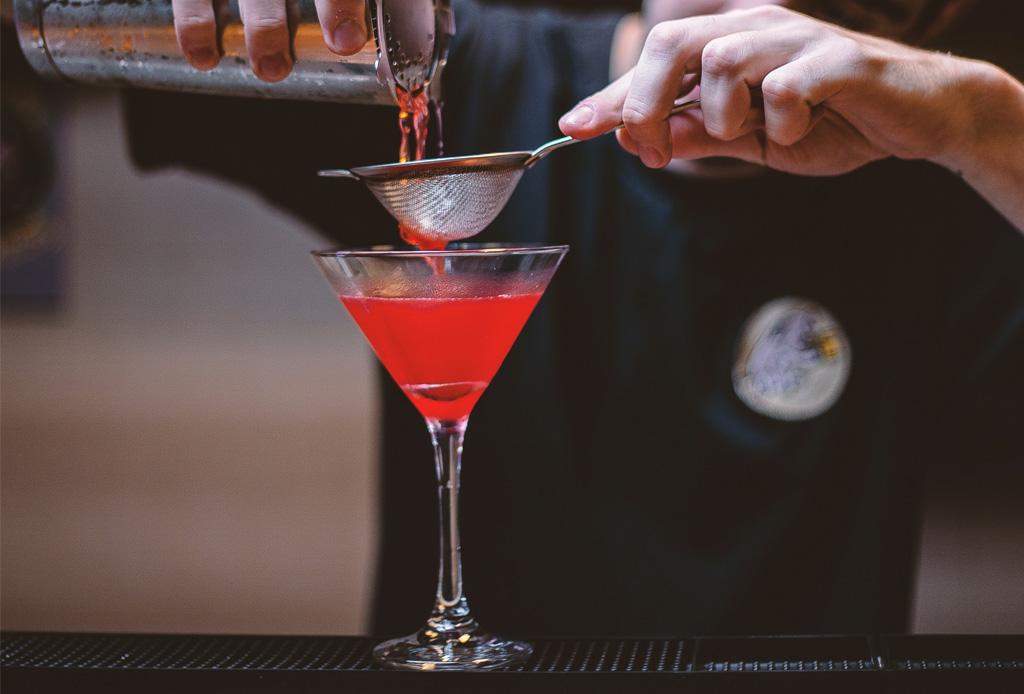 2 sofisticados martinis de tres pasos que puedes hacer con Belvedere