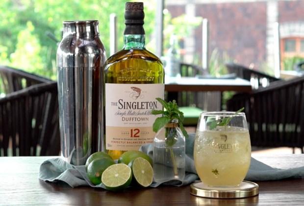 Ginger Mojito: una fresca versión creada por The Singleton de la bebida más famosa - ginger-mojito-the-singleton-whisky