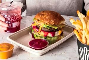¿Ya no comes carne? Estas son nuestras recomendaciones de hamburguesas vegetarianas en la CDMX