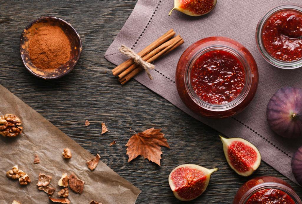 Aprovecha la temporada de higos y prepara esta deliciosa mermelada