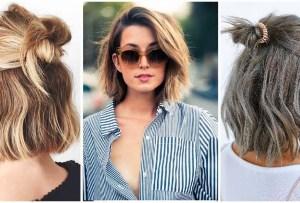 Ideas de peinado para quienes tienen el pelo corto
