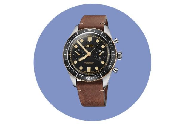 ¿No sabes qué regalarle a papá? Estos relojes son la mejor opción para él - relojes-regalo-papa-oris