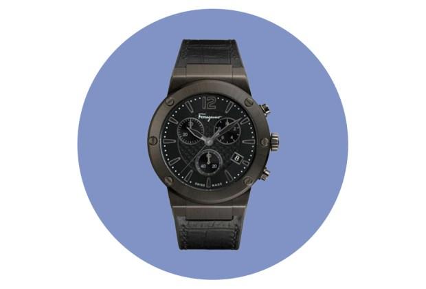 ¿No sabes qué regalarle a papá? Estos relojes son la mejor opción para él - relojes-regalo-papa-salvatore-ferragamo