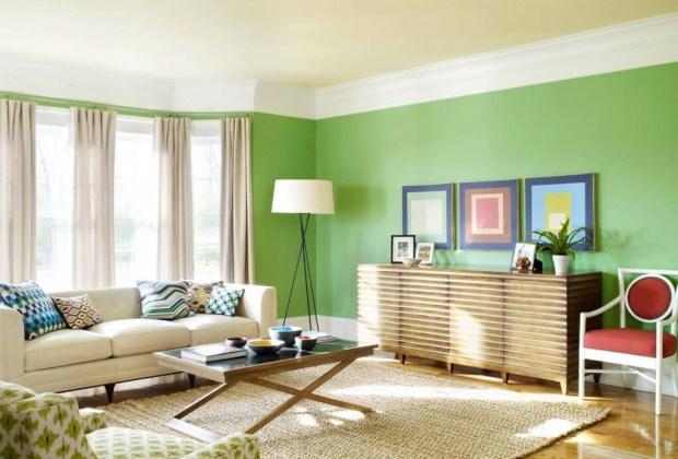 Agregar colores a la decoración de tu casa puede aumentar tu felicidad - terapia-color-decoracion-interiores