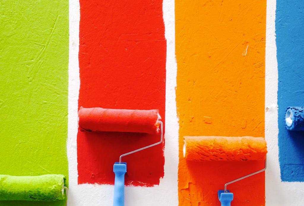 Agregar colores a la decoración de tu casa puede aumentar tu felicidad