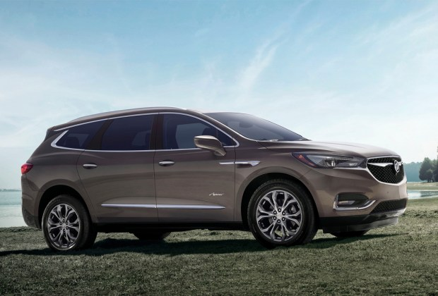 ¿Buscas la SUV perfecta para un roadtrip en familia? Te damos la mejor opción para tus necesidades - buick-enclave-suv-familia-1