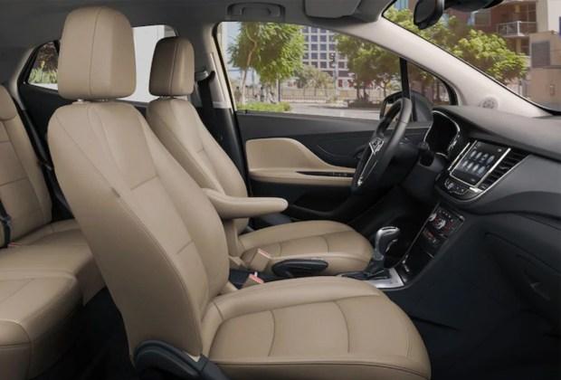 ¿Buscas la SUV perfecta para un roadtrip en familia? Te damos la mejor opción para tus necesidades - buick-encore-interior