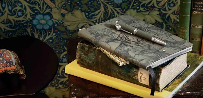 Esta Montblanc hace el homenaje perfecto a El libro de la selva