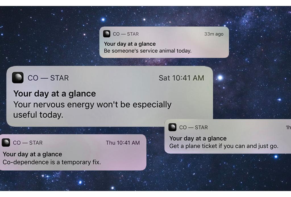 Esta aplicación te hace tu carta astral y da consejos diarios - co-star-3-1024x694