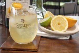 Singleton Lemonade: el cóctel perfecto para reunir a tus amigos