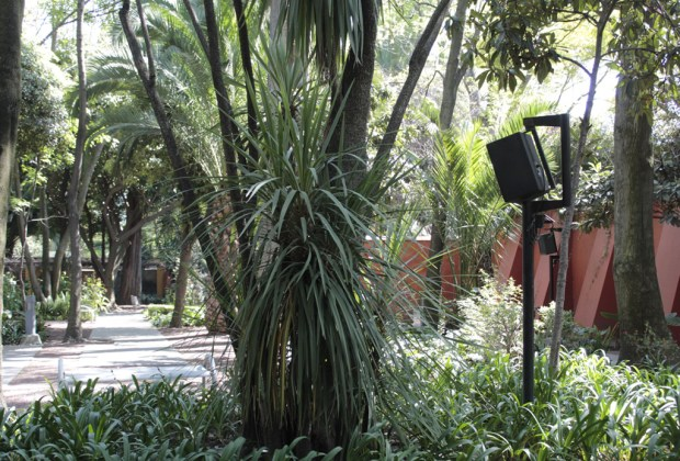 Lugares en la CDMX para vivir experiencias de arte sonoro - jardin-sonoro-fonoteca-nacional