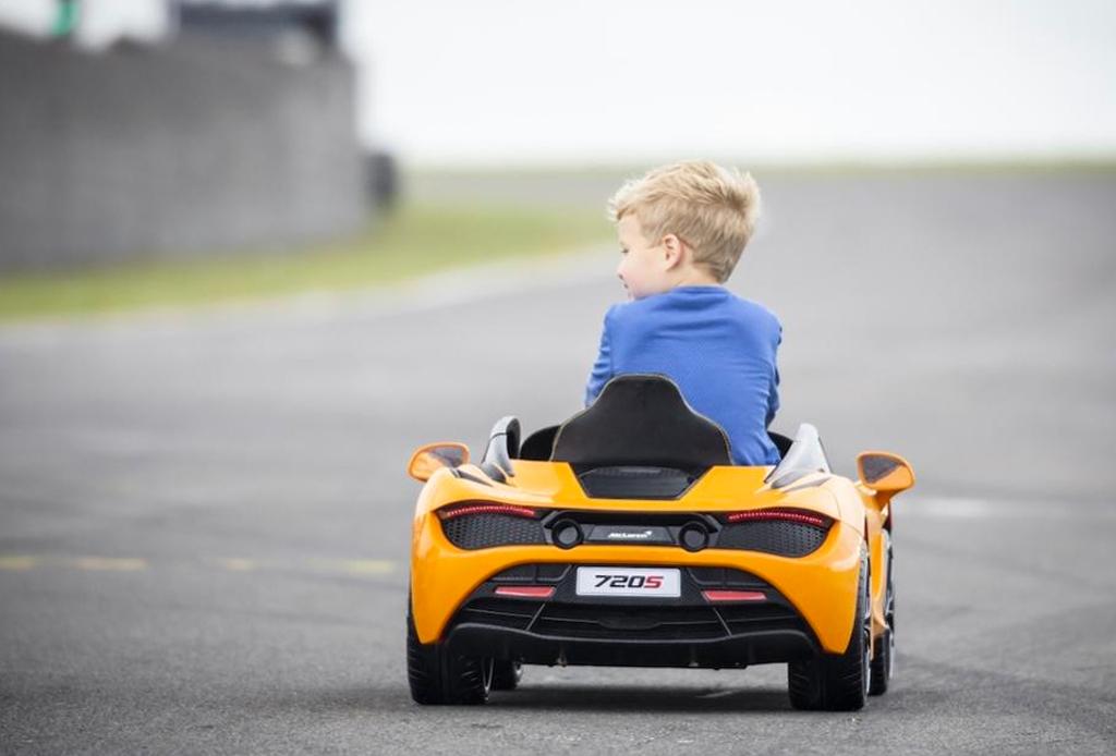 McLaren 720S, el auto eléctrico deportivo para los más pequeños - mc-laren-nincc83os-2-1024x694