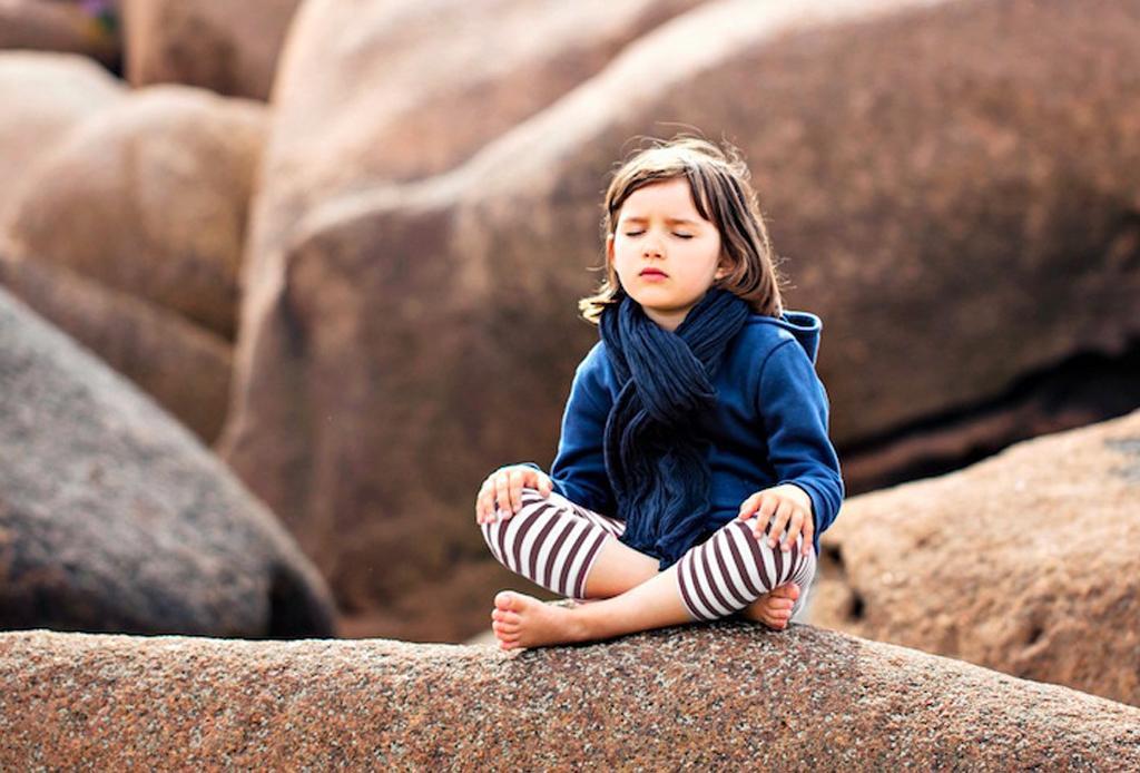 5 tips para enseñarle a meditar a tus hijos